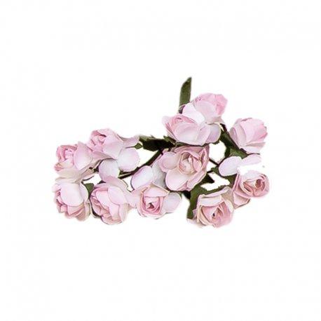 Paper Flowers Light Pink