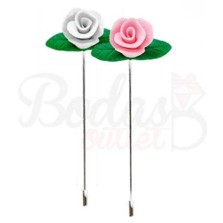 Lapel Pins Rose
