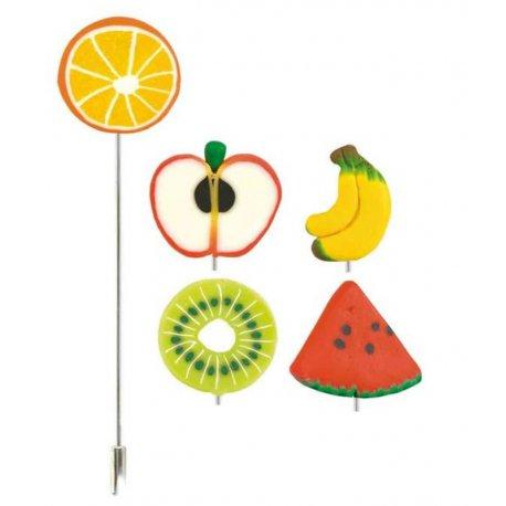 Fruity Lapel Pins