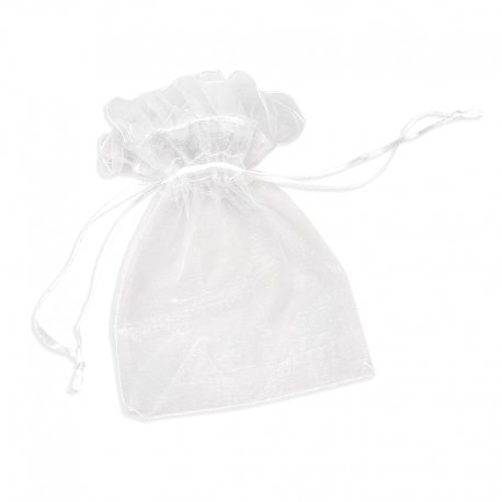 Organza Bags White 16 x 12