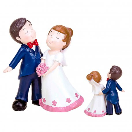 Wedding Cake Topper Bride And Groom