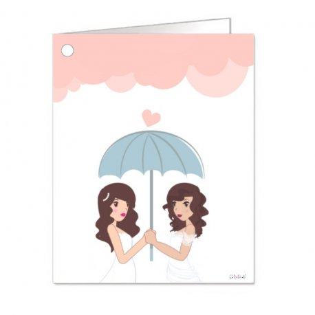Lesbian Wedding Cards (18)