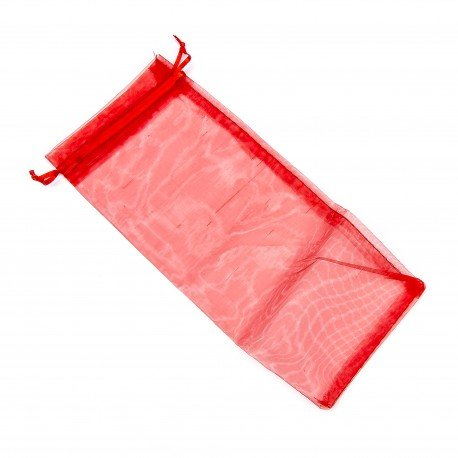 Organza Bags Red 25 x 11