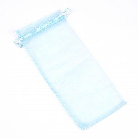 Organza Bags Light Blue 25 x 11