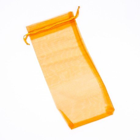 Organza Bags Orange 25 x 11