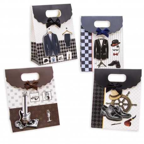Gift Bags With Handle