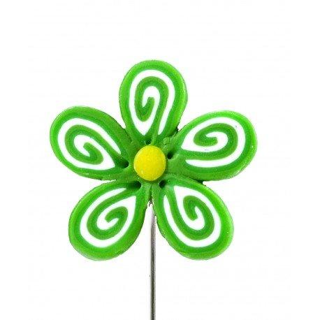 Floral Pin