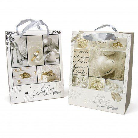 Wedding Favour Bags With Handle