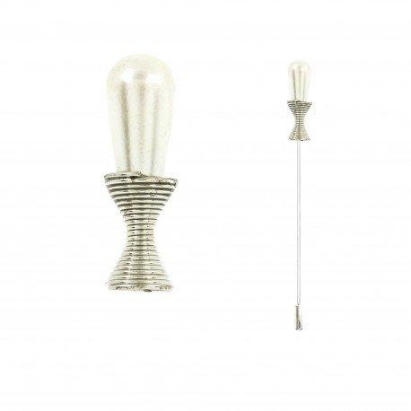Pearl Lapel Pin