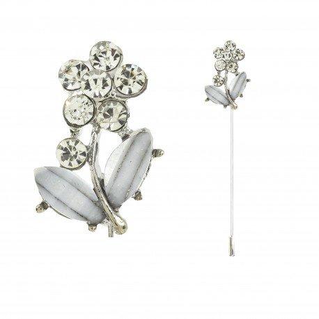 Bridal Pin Flower