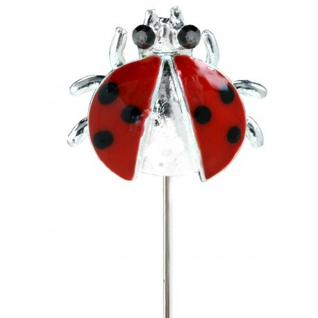 Lapel Pins Ladybug
