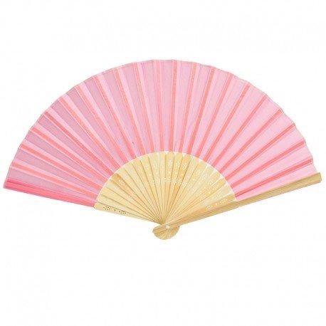 Hand Fan Pink