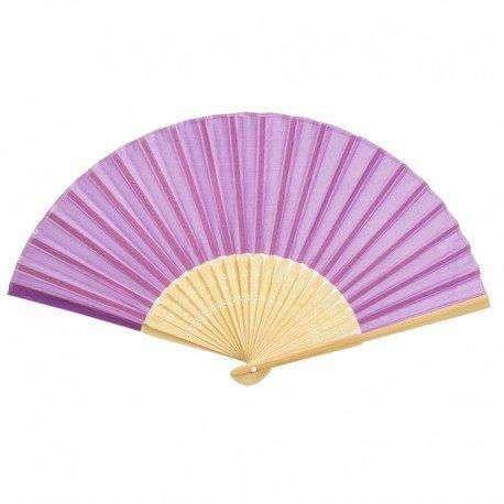 Hand Fan Purple