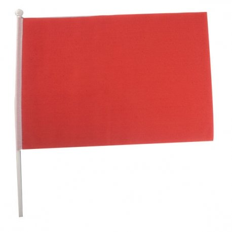 Red Party Flags