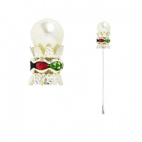 Bridal Lapel Pin