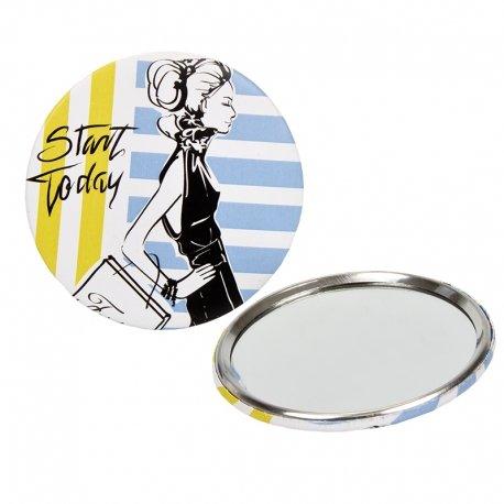 Pocket Mirror For Girls