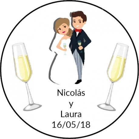 Wedding Stickers For Favours (20)