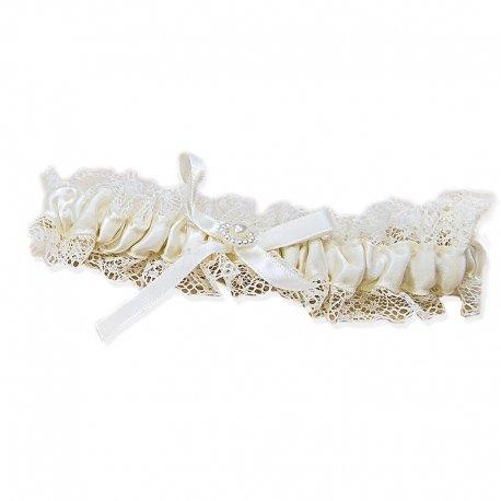 Ivory Garter