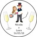 Label Stickers for Weddings